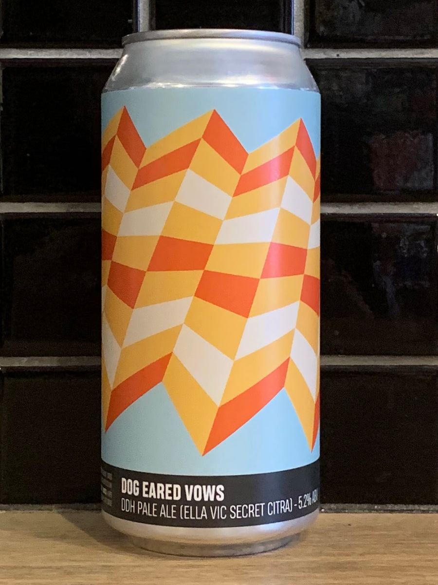 Howling Hops Dog Eared Vows DDH Pale