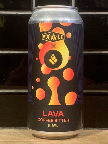 Drop Project x Exale Project Lava Coffee Bitter