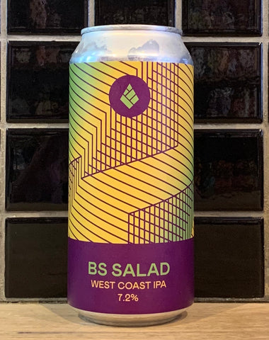 Drop Project BS Salad West Coast IPA