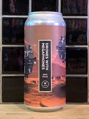 Wylam Drones With Megaphones DDH Pale