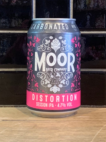 Moor Distortion Session IPA