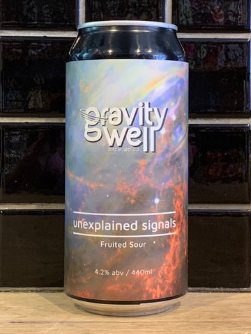 Gravity Well Unexplained Signals Sour