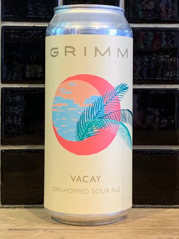 Grimm Vacay Dry-Hopped Sour