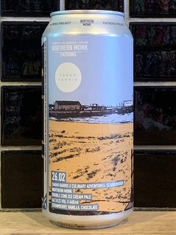 Northern Monk Double Cone Ice Cream Pale
