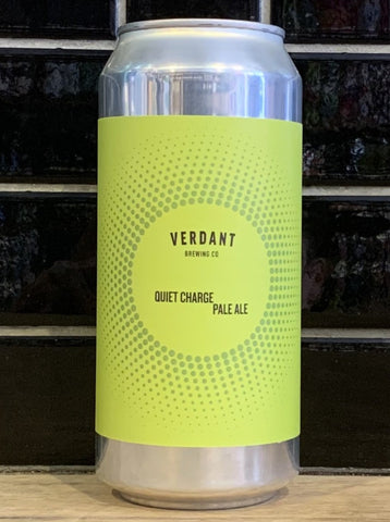 Verdant Quiet Charge New England Pale