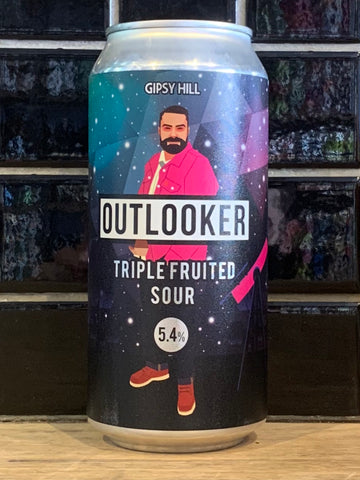 Gipsy Hill Outlooker Triple Fruited Sour