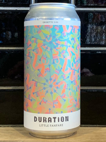 Duration Little Fanfare Grisette