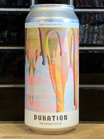 Duration Dripping Pitch West Coast IPA