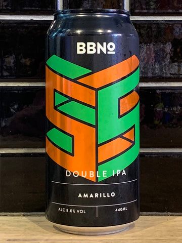 Brew By Numbers Double IPA Amarillo