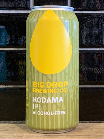 Big Drop Kodama Alcohol Free IPL