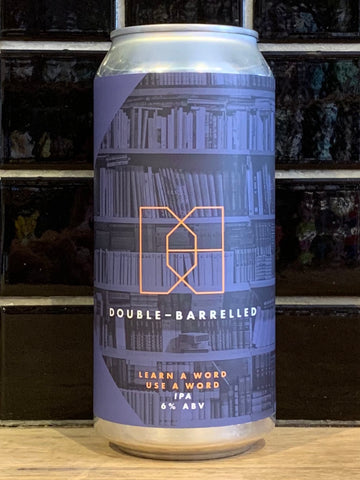 Double-Barrelled Learn A Word, Use A Word IPA