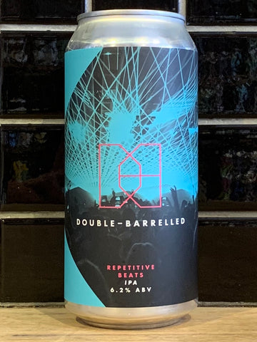 Double-Barrelled Repetitive Beats IPA