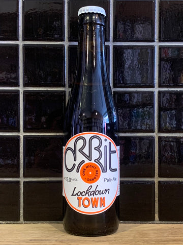 Orbit Lockdown Town Pale Ale