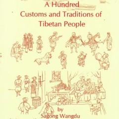 A Hundred Customs of Tibetan People