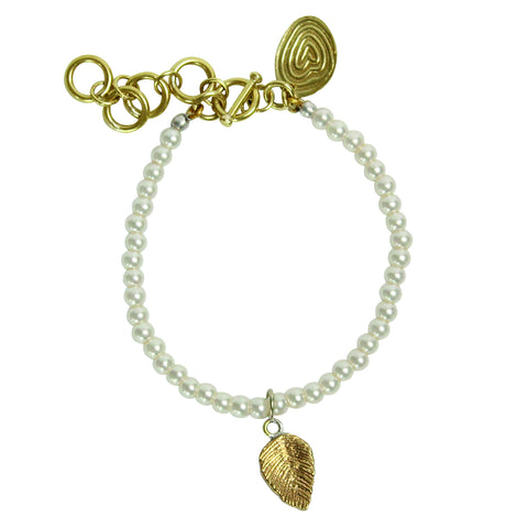 Pearl Gemstone Bracelet (Limited Edition)