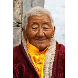Tibet greeting card