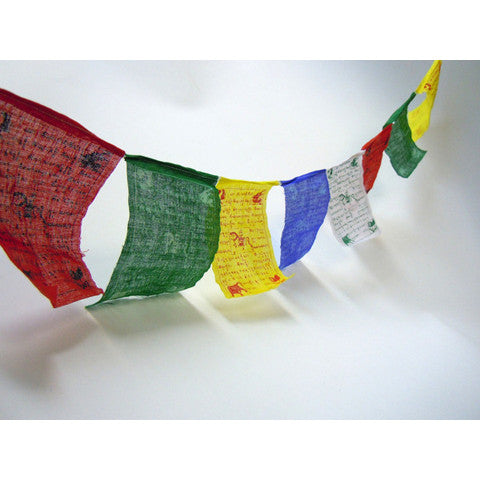 Mini Prayer Flags