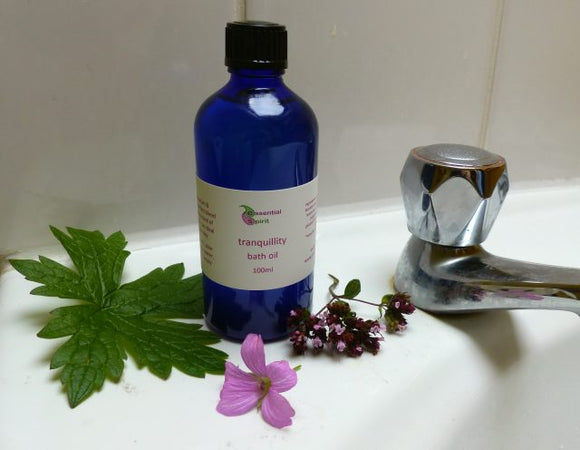 'Tranquility' Bath Oil