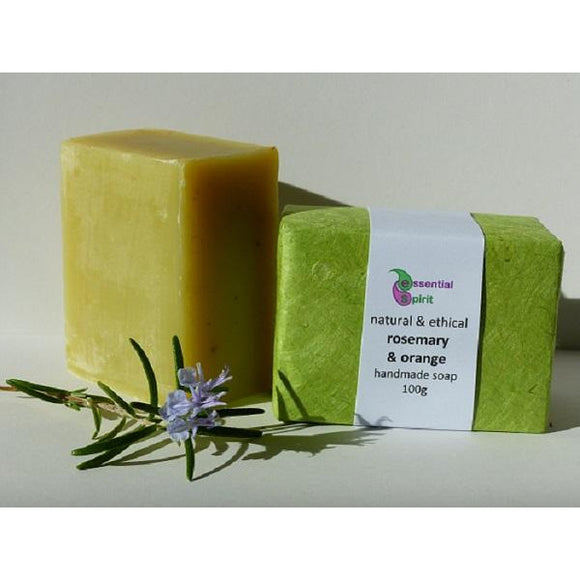 Rosemary and Orange Soap