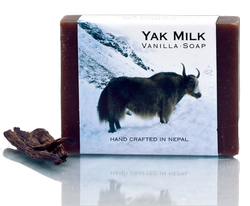 Yak Milk Vanilla Soap