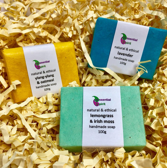 Organic Soap Bundle