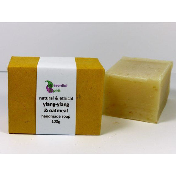 Ylang-Ylang and Oatmeal Soap