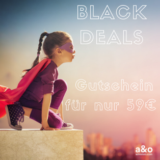 a&o Black DEAL Gutschein 59€