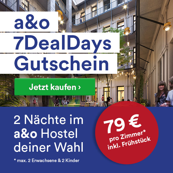 a&o 7DealDays Gutschein