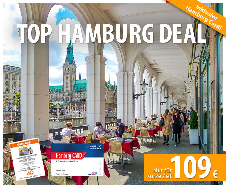 Welcome Hamburg Deal