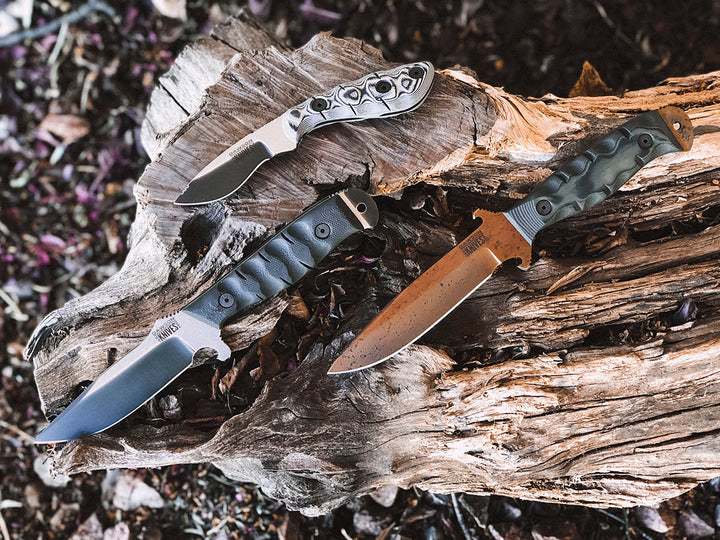 How To Choose The Best Knife For You