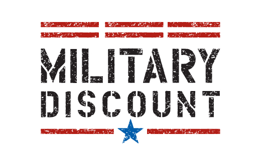 Military and law enforcement discount