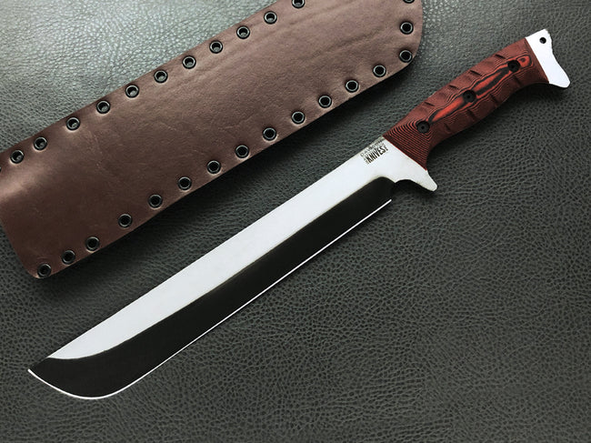 CPM-3V Diplomat Machete | Specter Finish