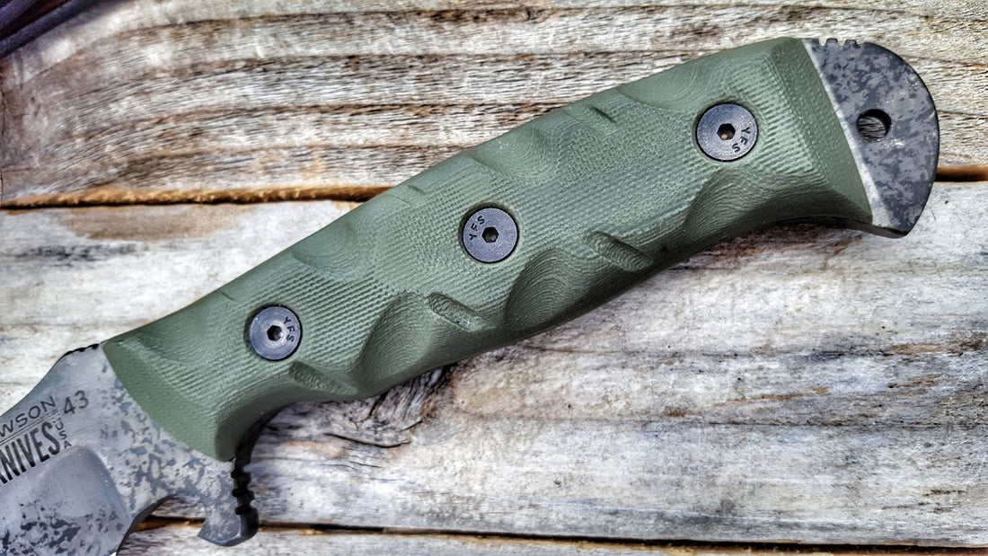 Explorer Elite Tactical - Dawson Knives