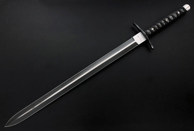 "Crusader | Dawson Select 25"" European-Style Broad Sword 