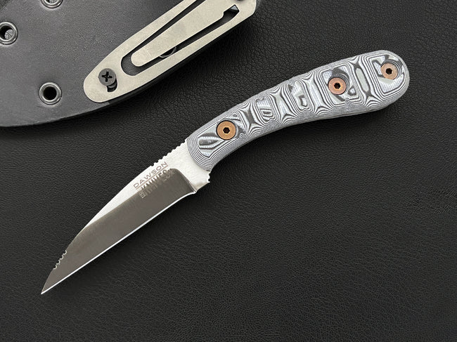 Fisherman | CPM-3V Steel | Specter Finish