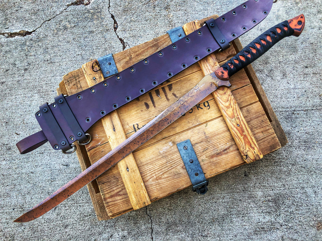 "20"" One of a Kind Sword 