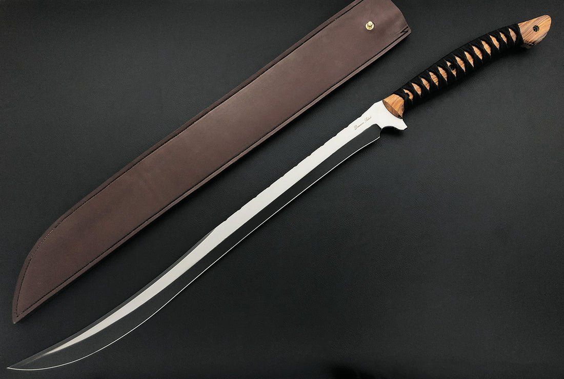 "Windstorm | Dawson Select 24"" Scimitar Sword"