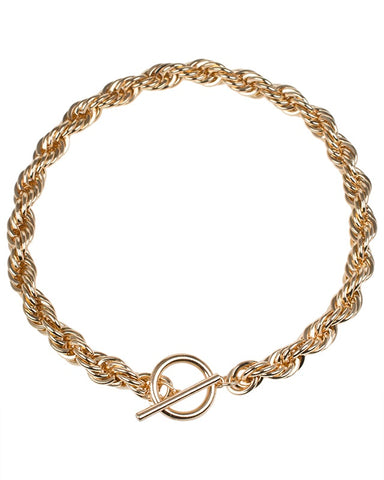 "16"" Rope Chain Necklace"