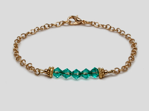 Birthstone Bracelet - May