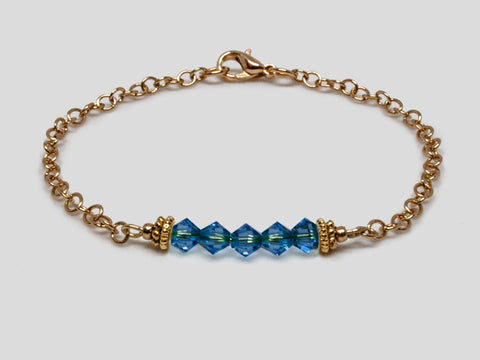 Birthstone Bracelet - September