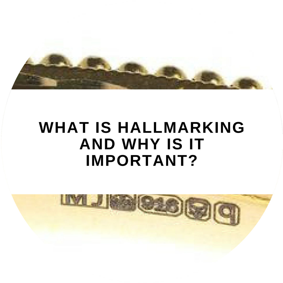 What is hallmarking and why is it important?