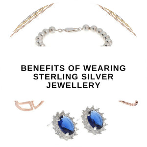 Benefits of wearing Sterling Silver Jewellery