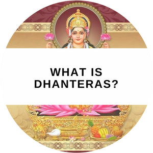 What is Dhanteras? Why is buying gold on the day considered auspicious?
