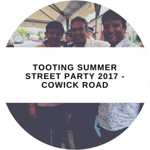 Tooting Summer Street Party 2017 - Cowick Road
