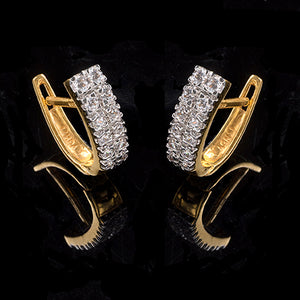 22ct Gold Earrings