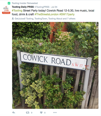 Cowick Road
