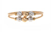 22 Carat Gold & White Rhodium Dress Ring (LR-5409) (online price only)