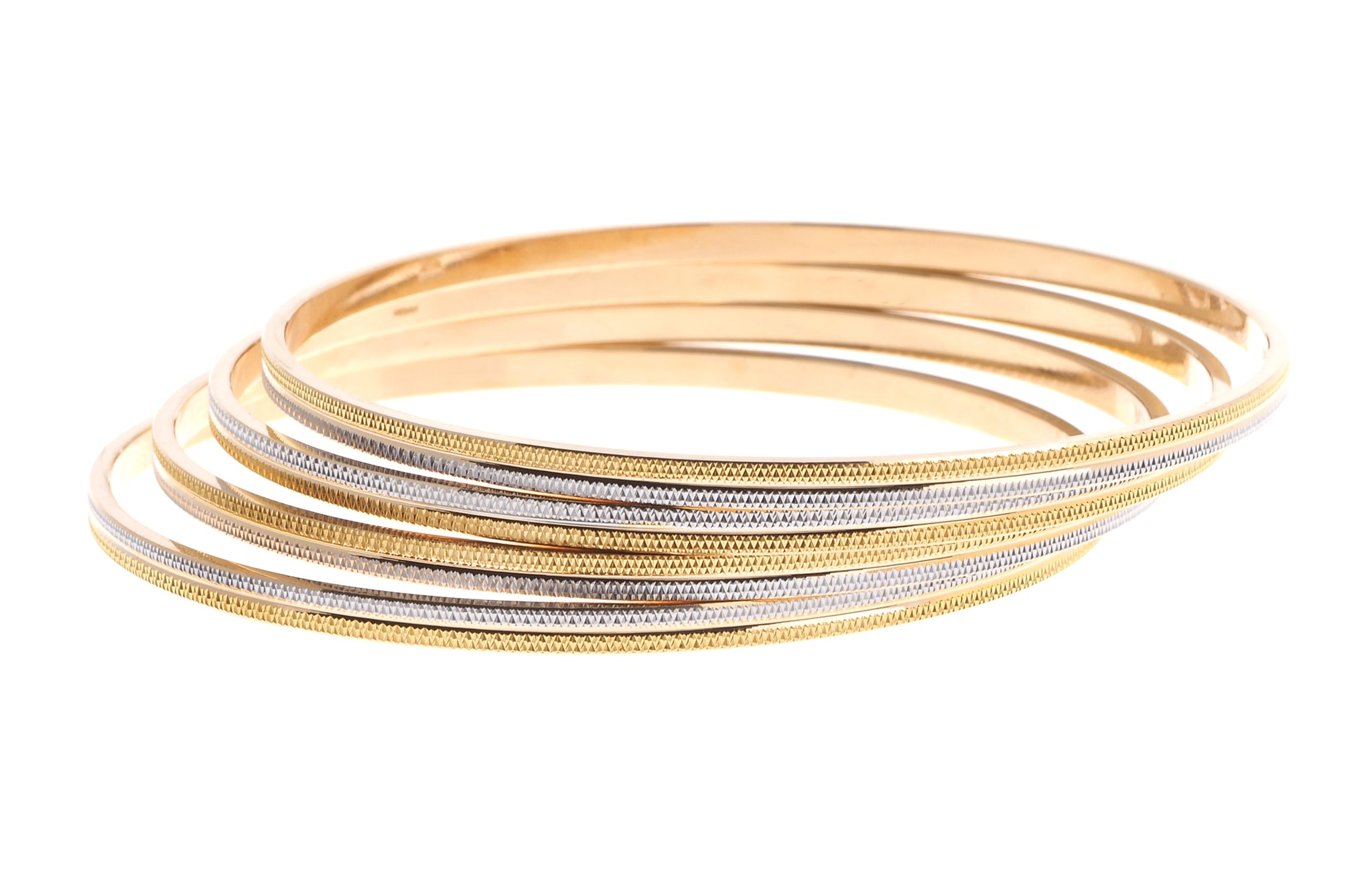 bangles it shopzters elegance designed aa round with up