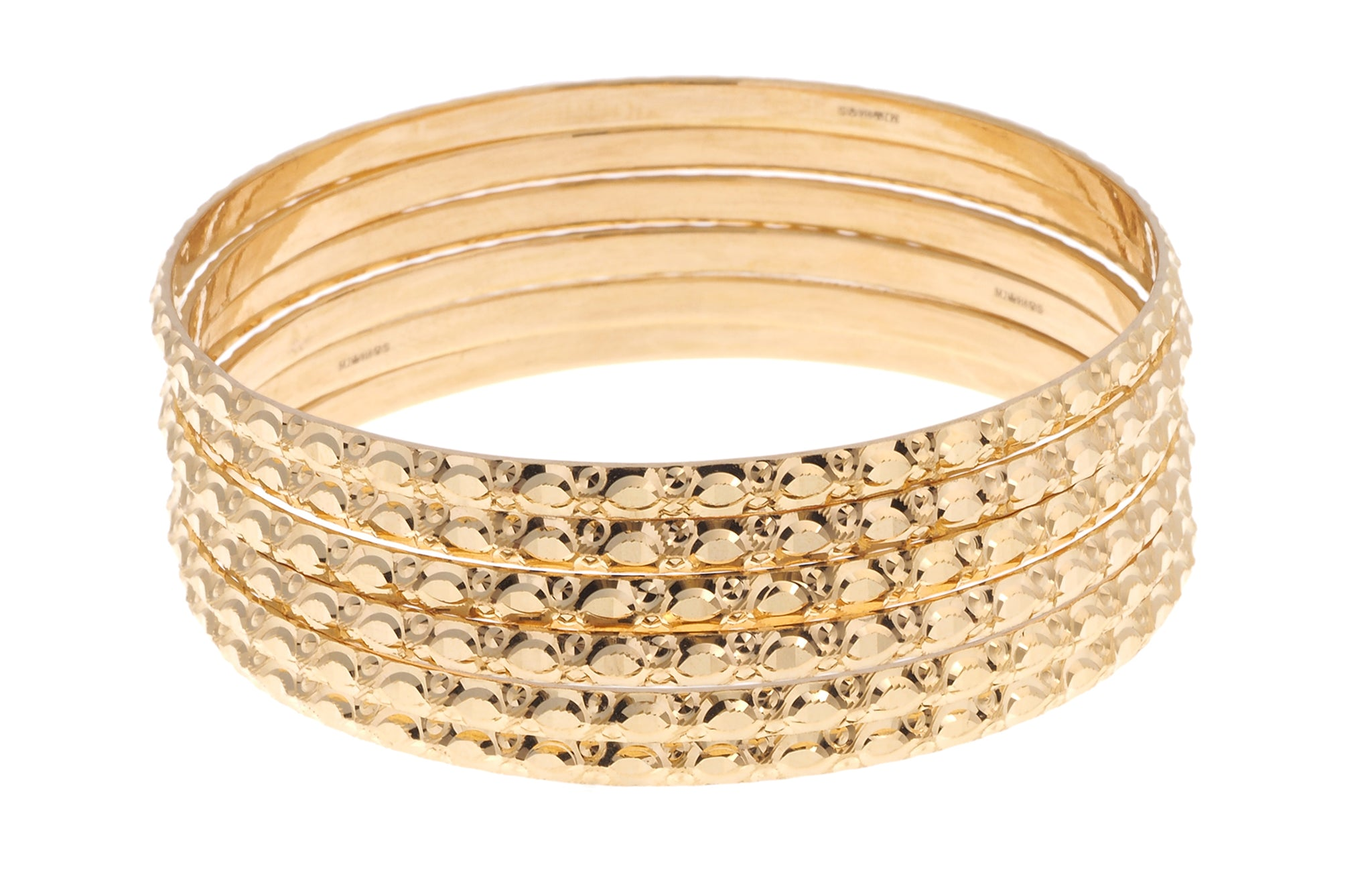 pack bangles claire mixed metal s