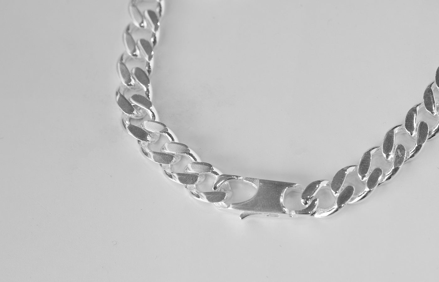 Sterling Silver Gents Curb Link Chain BN41220